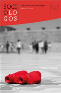 Sociologos 2015/3 cover