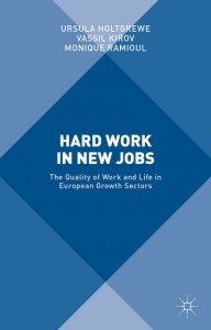 """""""Hard work in new jobs"""" cover"""